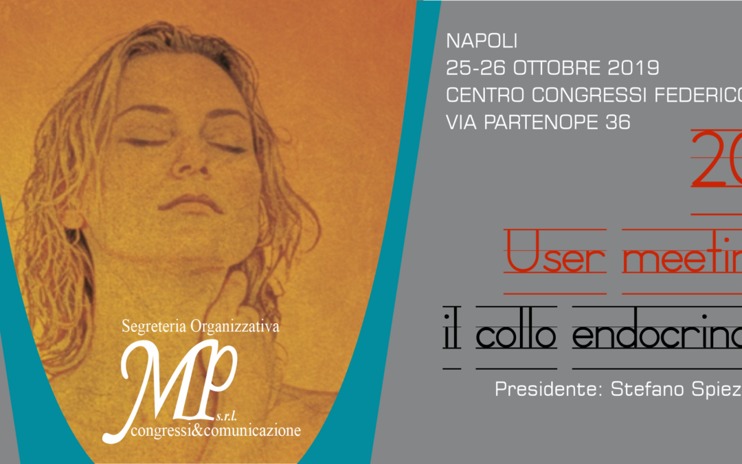 User Meeting: il collo endocrino