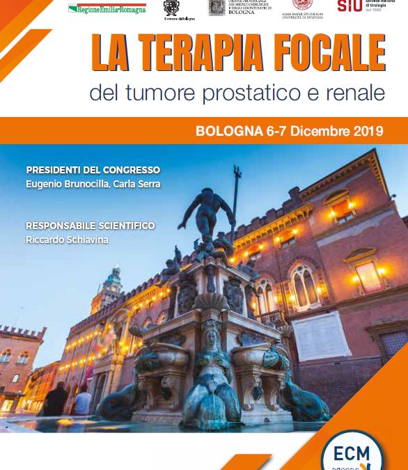 La Terapia Focale del Tumore Prostatico e Renale