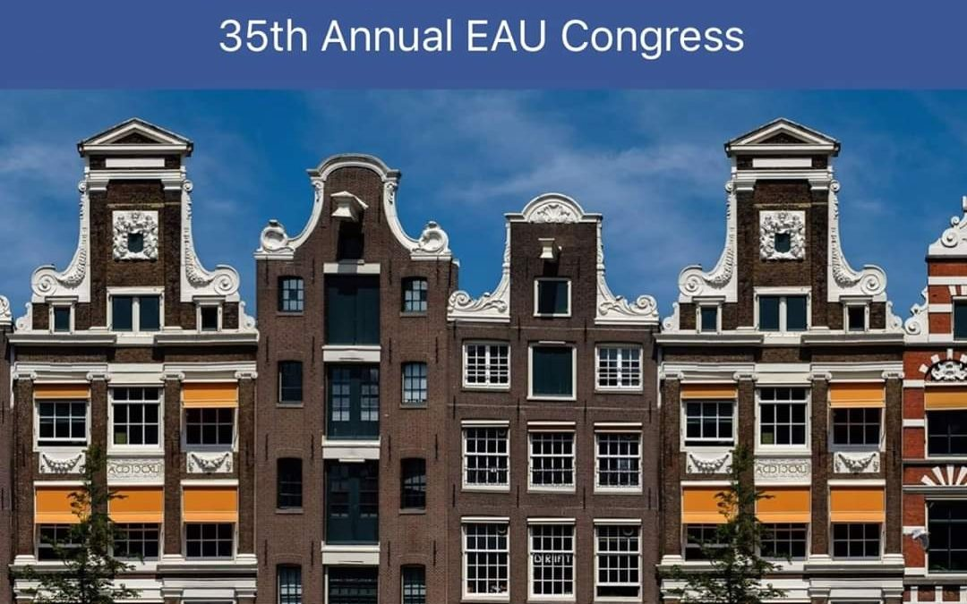 EAU 2020 Congress postponed