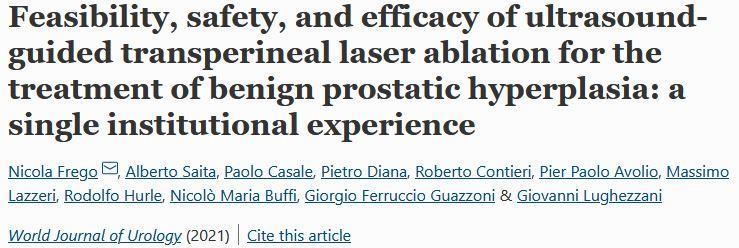 La nuova pubblicazione sulla procedura SoracteLite per il trattamento dell'IPB è online!